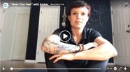 Meet your feet video