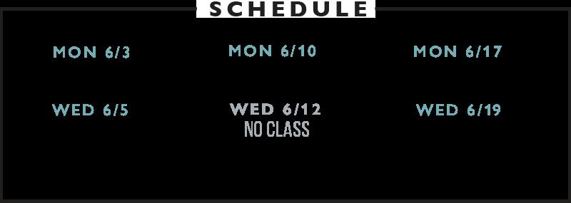 FC-ShapeUp-June-Schedule