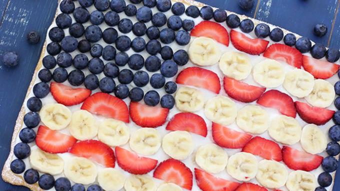 Flag-Fruit-Pizza