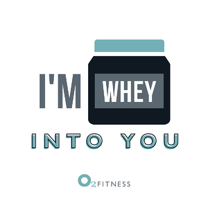 I'm Whey Into You
