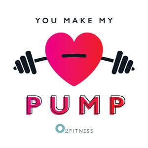 You Make My Heart Pump