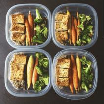 Mealprep-meals