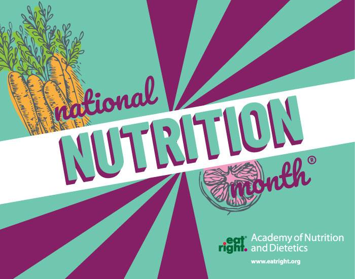 National Nutrition Month O2 Fitness