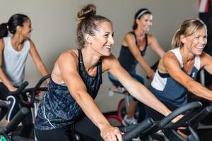 O2 Fitness training