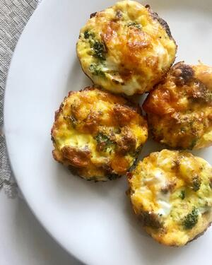 O2-Fitness-Personal-Trainer-Approved-Recipe-Crustless-Mini-Quiches