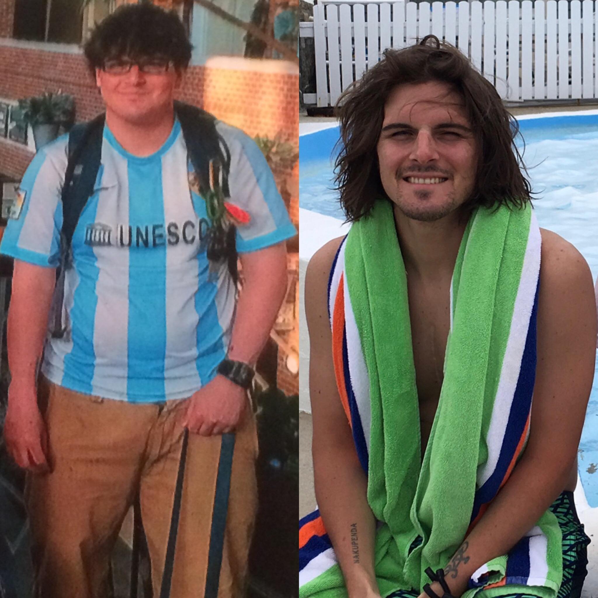 Patrick Kelly O2 Fitness Chapel Hill Transformation Weight Loss